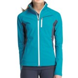 Icebreaker Gust Jacket - UPF 50+, Merino Wool Lining (For Women)