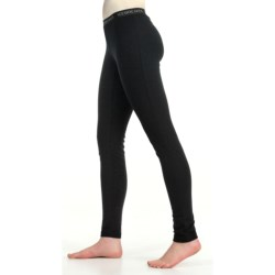 Icebreaker Bodyfit 260 Base Layer Bottoms - UPF 50+, Midweight, Merino Wool (For Women)