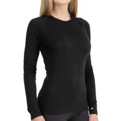 Icebreaker BodyFit 200 Oasis Merino Base Layer Top - UPF 30+, Long Sleeve (For Women)