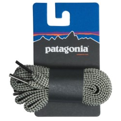 """Patagonia Guidewater Flat Shoe Laces - 53"""""""