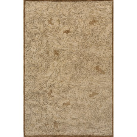 "Momeni Arabesque Handtufted Wool Area Rug - 9'6""x13'6"""