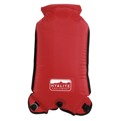 Hyalite Equipment Dry Bag with Purge Valve - 50L