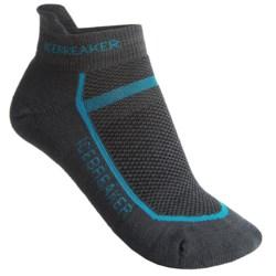 Icebreaker Multisport Micro Socks - Merino Wool, Below-the-Ankle (For Women)