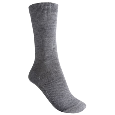 Icebreaker City Ultralite Crew Socks - Merino Wool (For Women)