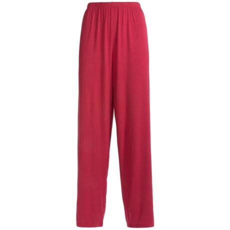 Calida Swetlana Lounge Pants - Stretch Micromodal® (For Women)