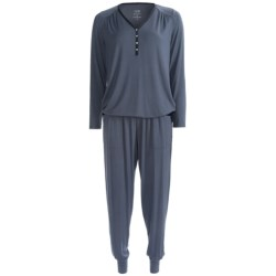 Calida Opium Pajamas - Stretch Micromodal®, Long Sleeve (For Women)