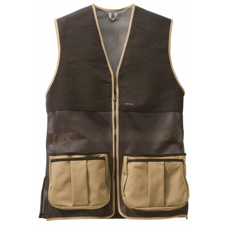 Filson Shooting Vest - Mesh (For Men)