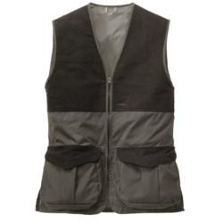 Filson Shooting Vest - Cover Cloth (For Men)