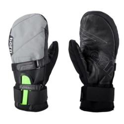 Bern Durden Adjustable Mitten with Wrist Guard (For Men and Women)