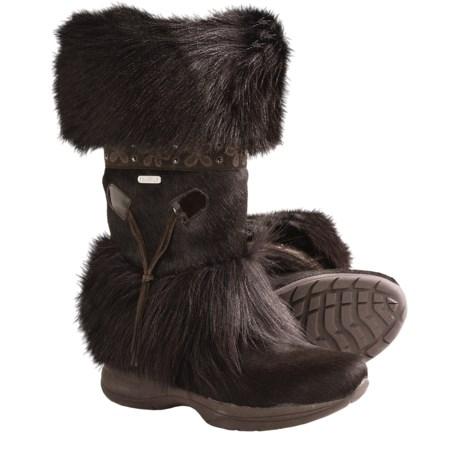 Tecnica Skandia II Winter Boots - Genuine Fur (For Women)