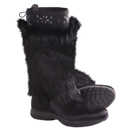 Tecnica Polar II Fur Winter Boots - Insulated (For Women)