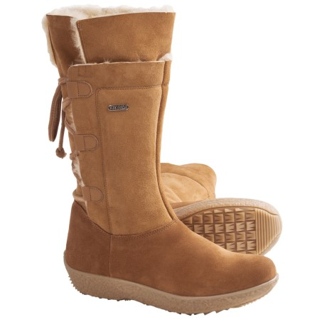 Tecnica Creek Shearling Winter Boots (For Women)