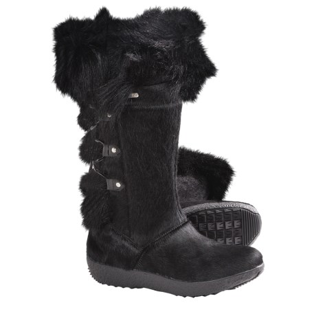 Tecnica Creek III Winter Boots - Genuine Fur (For Women)