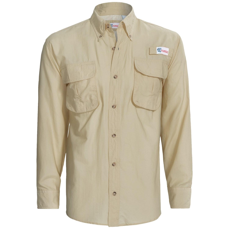 All american fisherman high performance shirt for men for High performance fishing shirts