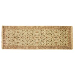 """Momeni Palace Collection Peshawar Style Floor Runner - Hand-Knotted Wool, 2'6""""x8'"""