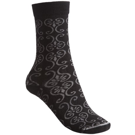 Lorpen Shauna Crew Socks (For Women)
