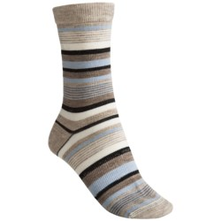 Lorpen Leah Crew Socks - Merino Wool (For Women)