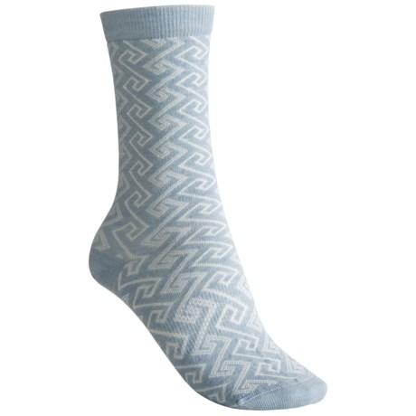 Lorpen Lauren Crew Socks - Merino Wool (For Women)