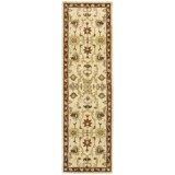 "Kaleen Presidential Picks Dyches Floor Runner - 2'3""x8', Woolmark® Virgin Wool"