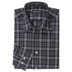 Bullock & Jones Thomas Plaid Shirt - Long Sleeve (For Men)