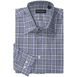 Bullock & Jones Jordan Plaid Shirt - Long Sleeve (For Men)
