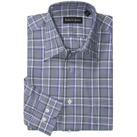 Bullock & Jones Jordan Plaid Shirt - Long Sleeve (For Men)