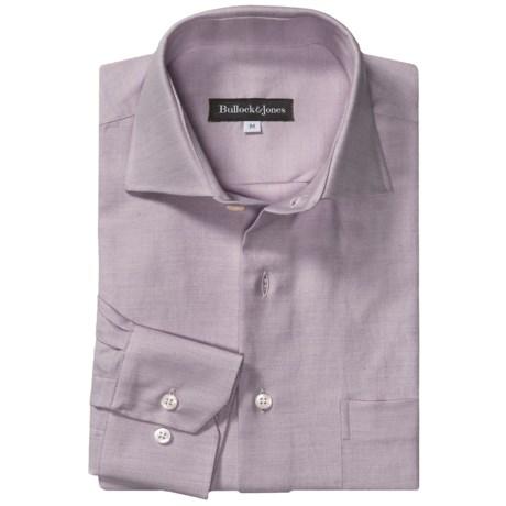 Bullock & Jones Cashmere Blend Shirt - Long Sleeve (For Men)