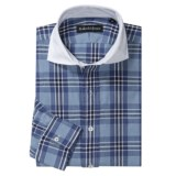 Bullock & Jones Remington Contrast Collar Shirt - Long Sleeve (For Men)