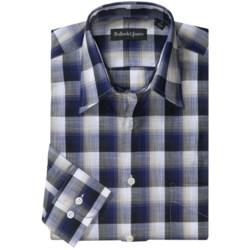 Bullock & Jones Ombre Plaid Shirt - Long Sleeve (For Men)