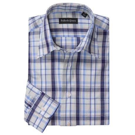 Bullock & Jones Townsend Sport Shirt - Long Sleeve (For Men)