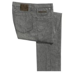 Bullock & Jones Five-Pocket Dress Pants - Wool Blend (For Men)