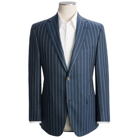 Bullock & Jones Cambridge Chalk Stripe Sport Coat (For Men)