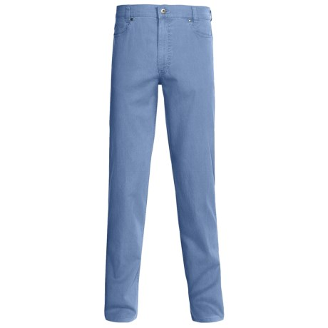Bullock & Jones Sun-Bleached Cotton Pants - 5-Pocket (For Men)