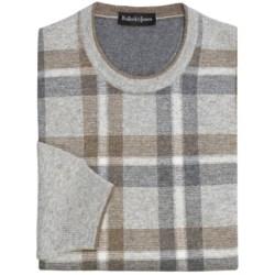 Bullock & Jones Palermo Sweater - Merino-Cashmere (For Men)