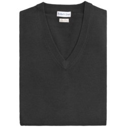 Bullock & Jones Luxe Wool-Cashmere Vest (For Men)