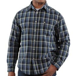 Carhartt Bellevue Plaid Shirt - Slim Fit, Long Sleeve (For Men)