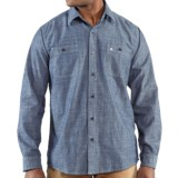 Carhartt Linwood Solid Work Shirt - Slim Fit, Long Sleeve (For Men)