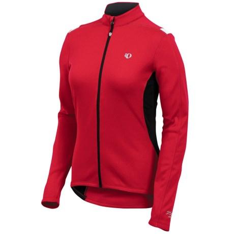Pearl Izumi Sugar Thermal Cycling Jersey - Fleece, Long Sleeve (For Women)