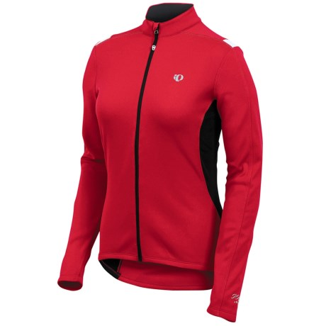 Pearl Izumi Sugar Thermal Cycling Jersey - Fleece, Long Sleeve (For Women)