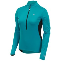 Pearl Izumi SELECT Cycling Jersey - Zip Neck, Long Sleeve (For Women)