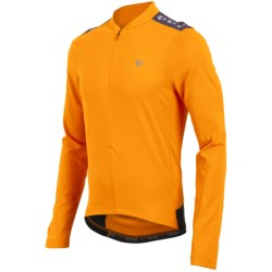 Pearl Izumi Quest Cycling Jersey - Zip Neck, Long Sleeve (For Men)