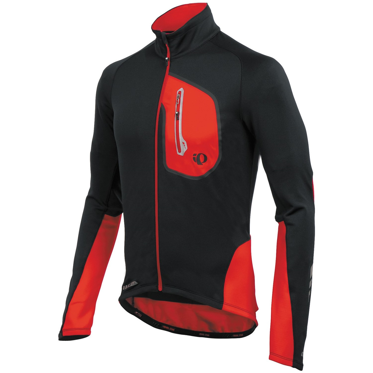 Pearl izumi p r o thermal cycling jersey for men 6141k for Pearl izumi cycling shirt