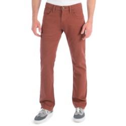 Mavi Zach Colored Jeans - Low Rise, Straight Leg (For Men)