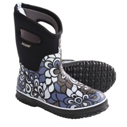Bogs Footwear Classic Mid Vintage Rain Boots - Waterproof (For Women)