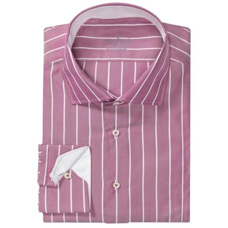 Van Laack Sivara Shirt - Cotton, Long Sleeve (For Men)