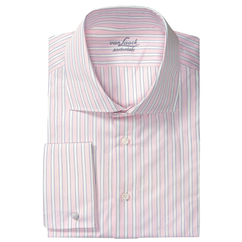 van laack sivara french cuff shirt for men 6148x save 56. Black Bedroom Furniture Sets. Home Design Ideas