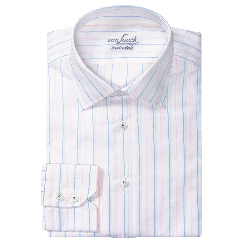 van laack set spread collar shirt for men 6149c save 62. Black Bedroom Furniture Sets. Home Design Ideas