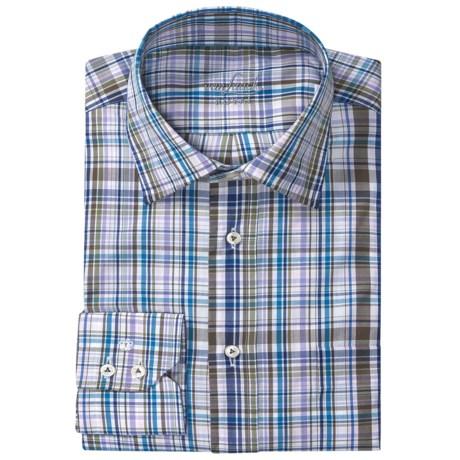 Van Laack Rondo Shirt - Cotton, Long Sleeve (For Men)