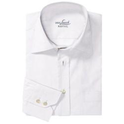 Van Laack Rigo Shirt - Spread Collar, Long Sleeve (For Men)