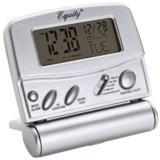 Equity by La Crosse Technology LCD Digital Fold-Up Travel Alarm